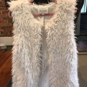 Vince Camuto faux fur Jacket / Vest